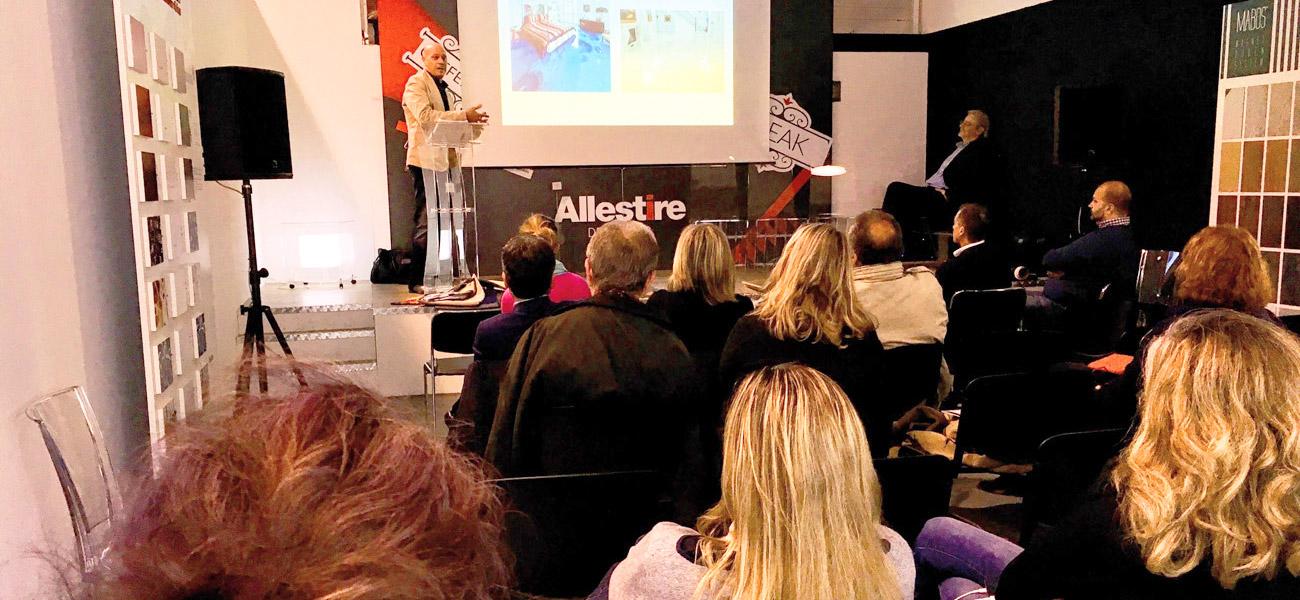 Allestire Decor Lab presenta il workshop per la decorazione di pavimenti (1)
