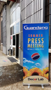 Press Lunch Guandong