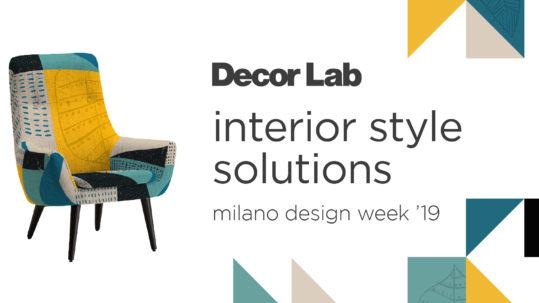 Decor Lab Milano Design Week